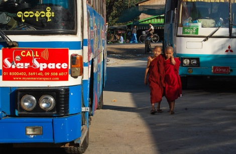 Buddy monks